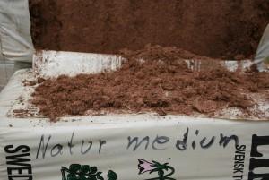 Linnea spagnum ugødet medium, 300 L